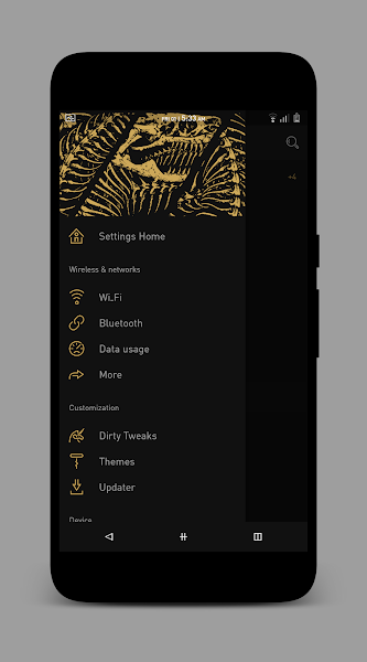 [Substratum] Quetzal | Dark v1.0.0 [Patched]