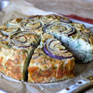 Cauliflower Cake - gluten free, dairy free, soy free, vegetarian