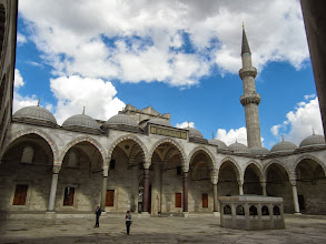 Photo: Mosques everywhere!