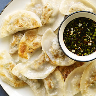 Chinese New Year Crispy Pork Dumpling