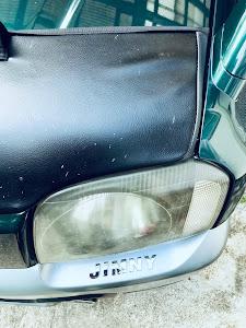 ジムニー JB23W 4型ランドベンチャーのエンブレムのカスタム事例画像 のふのふさんの2018年11月23日01:01の投稿