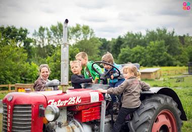Zakończenie lata na farmie