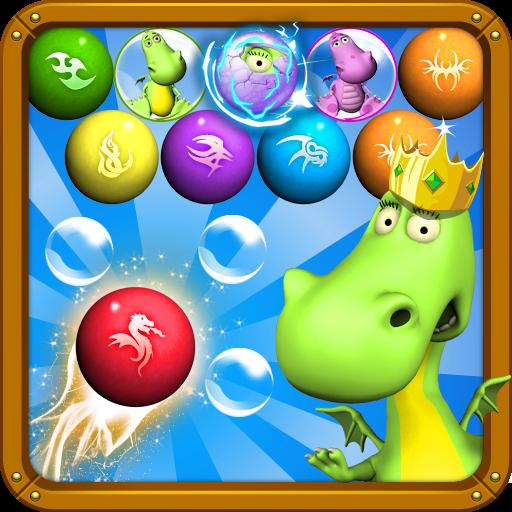 Bubble Adventure: Dragon Land (game)