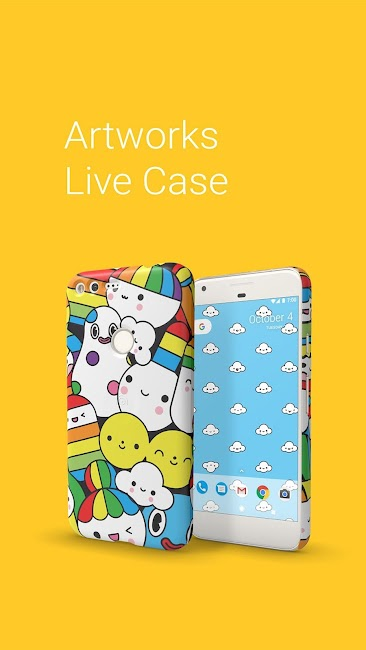#3. My Live Case (Android)