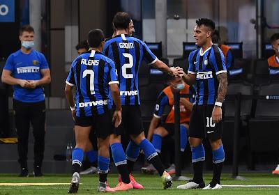 L'Inter retrouve enfin ses sensations