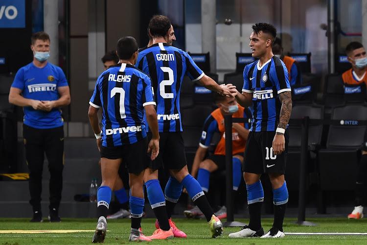 L'Inter en position de force !