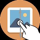 Nurso - endless image scroller icon