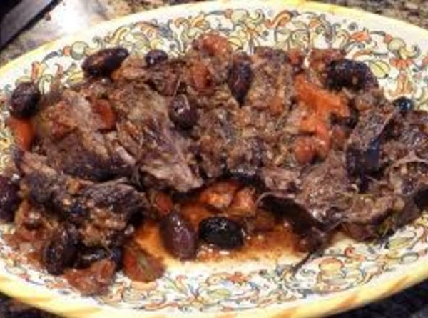 Eastern Mediterranean Pot Roast Recipe