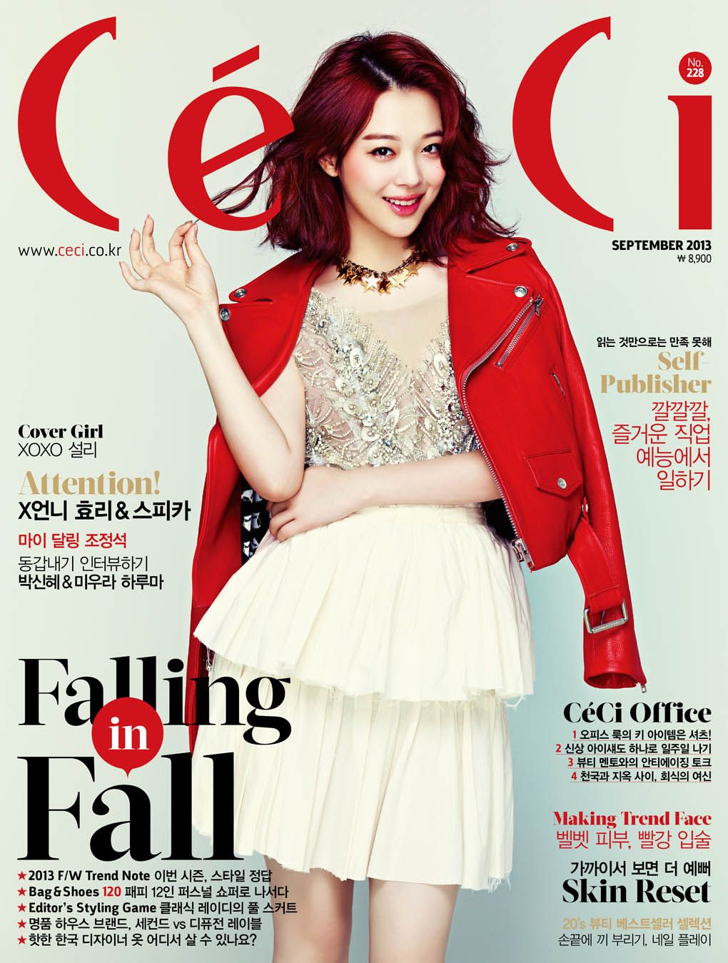 Ceci Magazine Is Going Out Of Print Here Are Some Of Its
