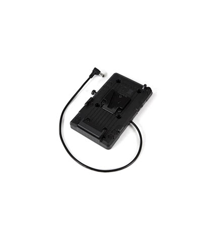 V-Mount plate for BMCC or Video Assist