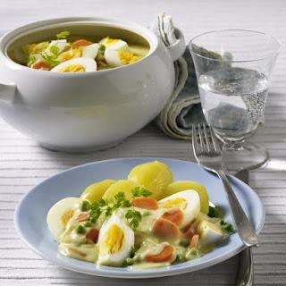 Egg and Potato Stew