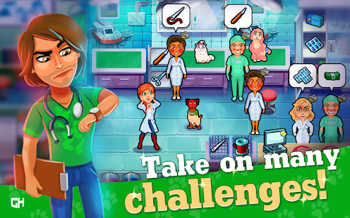 Dr. Cares - Pet Rescue 911 🐶 Hack for the game