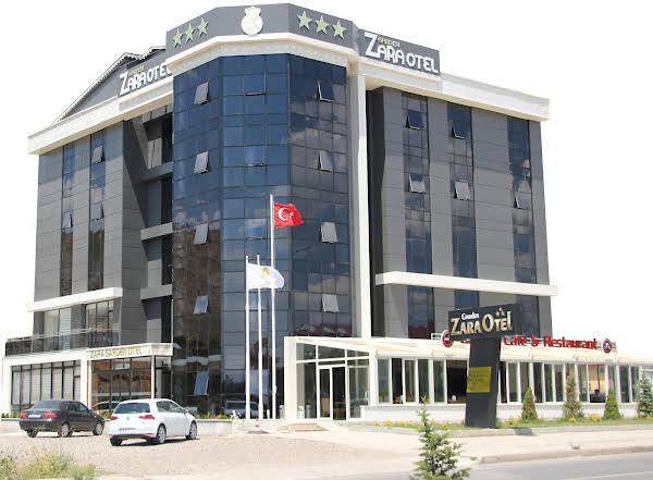 Garden Zara Hotel