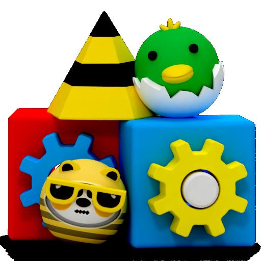 두뇌퍼즐: 색깔나라 친구들 解謎 App LOGO-APP開箱王