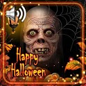 Halloween Horror Wishes Live Wallpaper icon