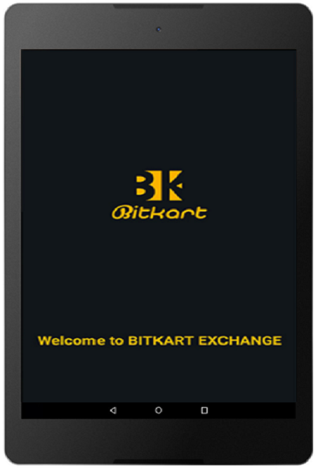 BITKART EXCHANGE – FIAT CURRENCY BUY/SELL(P2P) APP