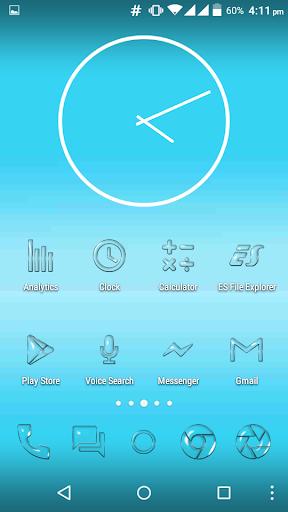 Radian Glass - IconPack