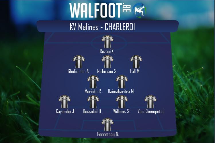 Charleroi (KV Malines - Charleroi)