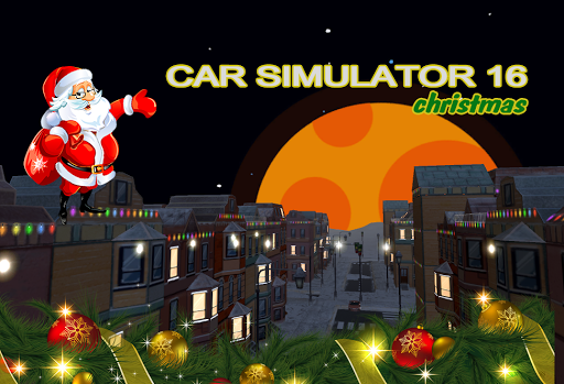 Car Simulator christmas 2016