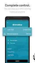 DriveNow Carsharing screenshot thumbnail