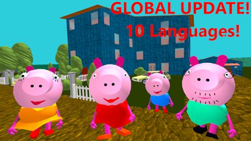 Piggy Neighbor. Family Escape Obby House 3D 1.7 screenshots 1