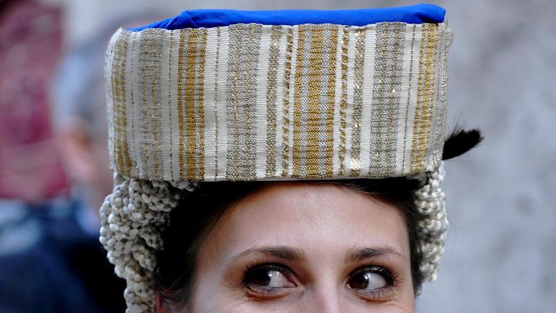 Gli occhi delle donne di Scanno (AQ) di Mar955