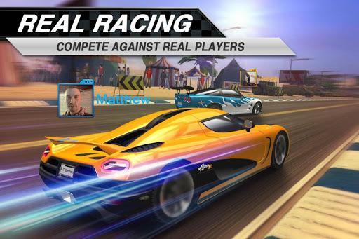 Light Shadow Racing Online screenshot 1