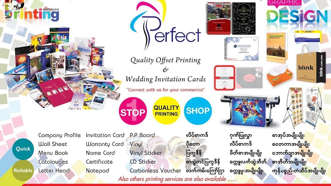 Perfect Printing House Print Shop In Yangon