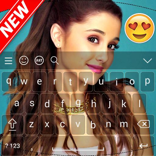 Keyboard For Ariana Grande & HD wallpapers
