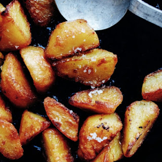 Crispy Roast Potatoes Recipe