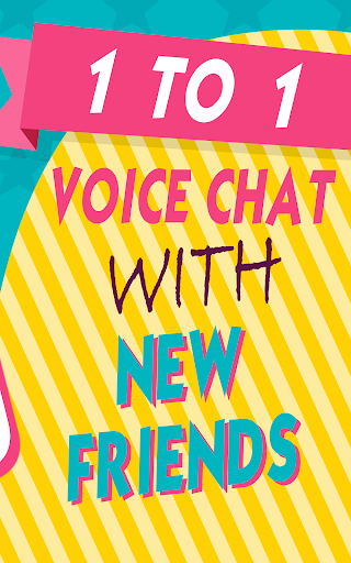 Aloha Voice Chat Audio Call with New People Nearby 1.27 screenshots 2