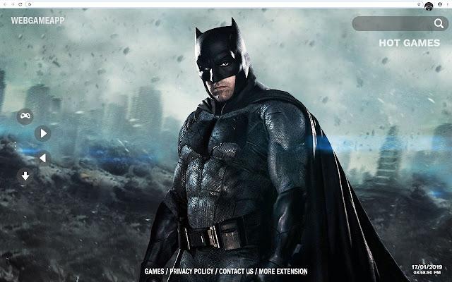 Batman Hd Wallpapers New Tab