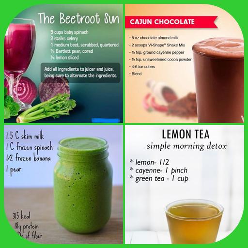 Healthy Drink Recipes Gallery