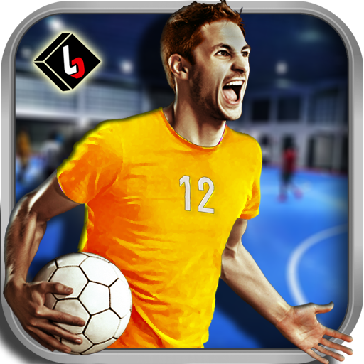 Professional Futsal Game 2016 Icon
