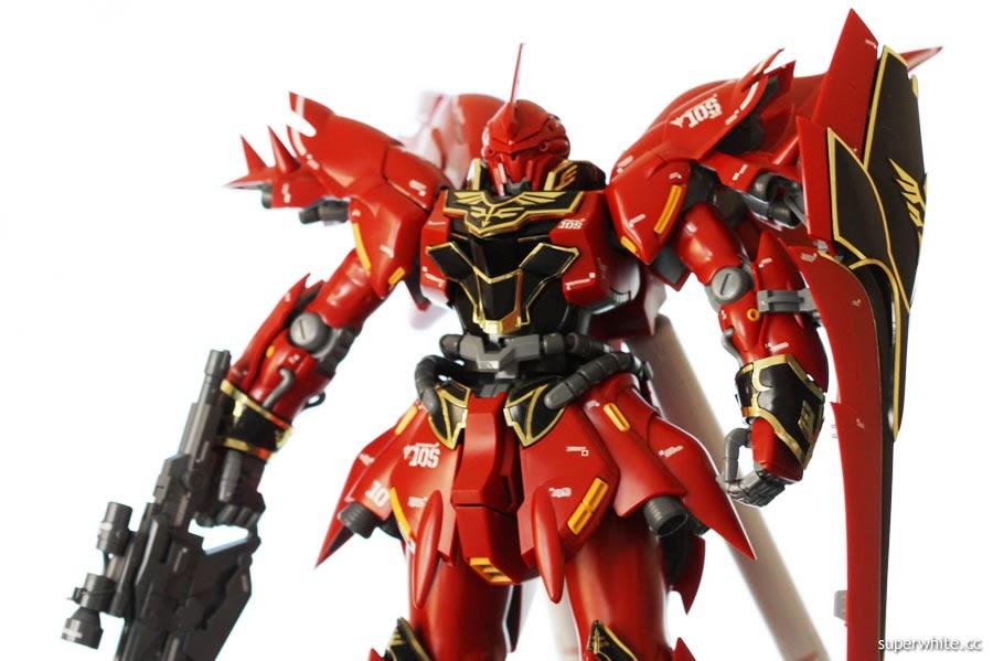MG Gundam Sinanju