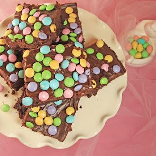 M&M Easter Brownies + a Bonus for the Baker