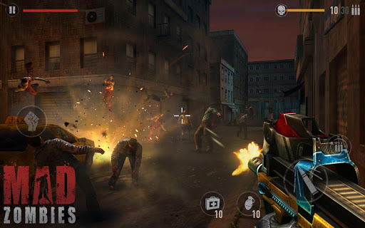 MAD ZOMBIES : Offline Zombie Games 5.12.0 Cheat screenshots 3