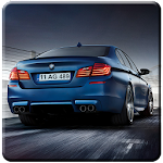 M5 Driving Simulator Icon