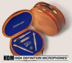 Earthworks DK25/L drum mic kit