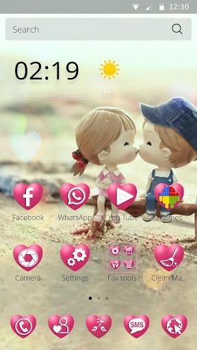 無料娱乐Appの愛のキス|HotApp4Game