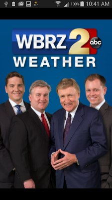 WBRZ WX - screenshot
