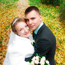 Wedding photographer Andrey Prikhodko (Cranki). Photo of 05.10.2014