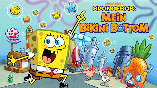SpongeBob: Mein Bikini Bottom Screenshot