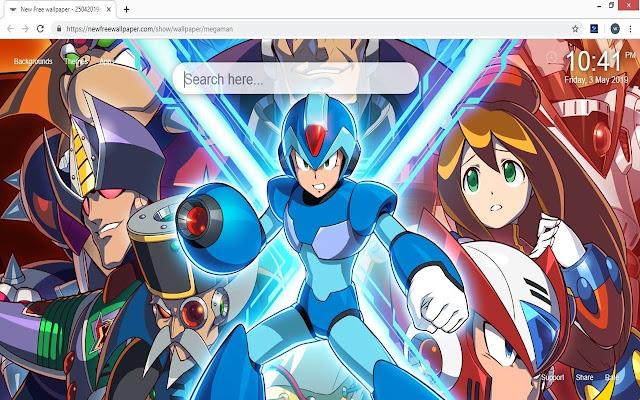 Mega Man wallpaper - Rockman HD