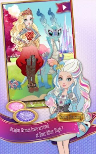 Ever After High™ Charmed Style- screenshot thumbnail