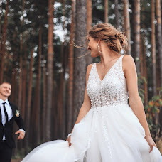 Wedding photographer Irina Ignatenya (xanthoriya). Photo of 03.12.2017