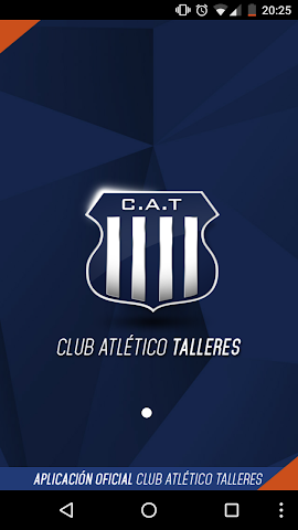android Club Atlético Talleres Screenshot 0