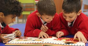 Los alumnos de Altaduna-Saladares son protagonistas de su propio aprendizaje.