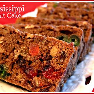 Aunt Tootsie's Mississippi Fruit Cake!
