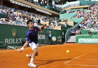 Medvedev te sterk voor Djokovic in kwartfinales Monte Carlo
